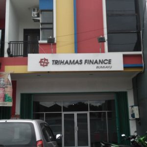 PT Trihamas Finance Cab. Bumiayu,  Jl. Diponegoro No. 566,  Desa Jatisawit,  Kecamatan Bumiayu,  Kabupaten Brebes,  Jawa Tengah.