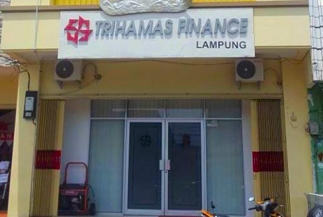 Pindah Alamat 3 Kantor Cabang PT Trihamas Finance