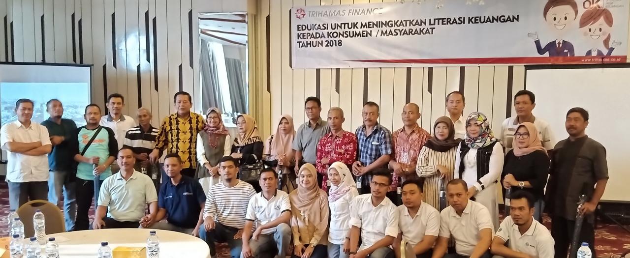 Kegiatan Edukasi Literasi Keuangan 2018